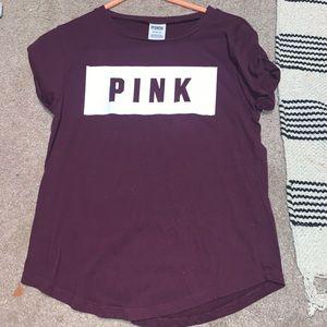 PINK vs shirt